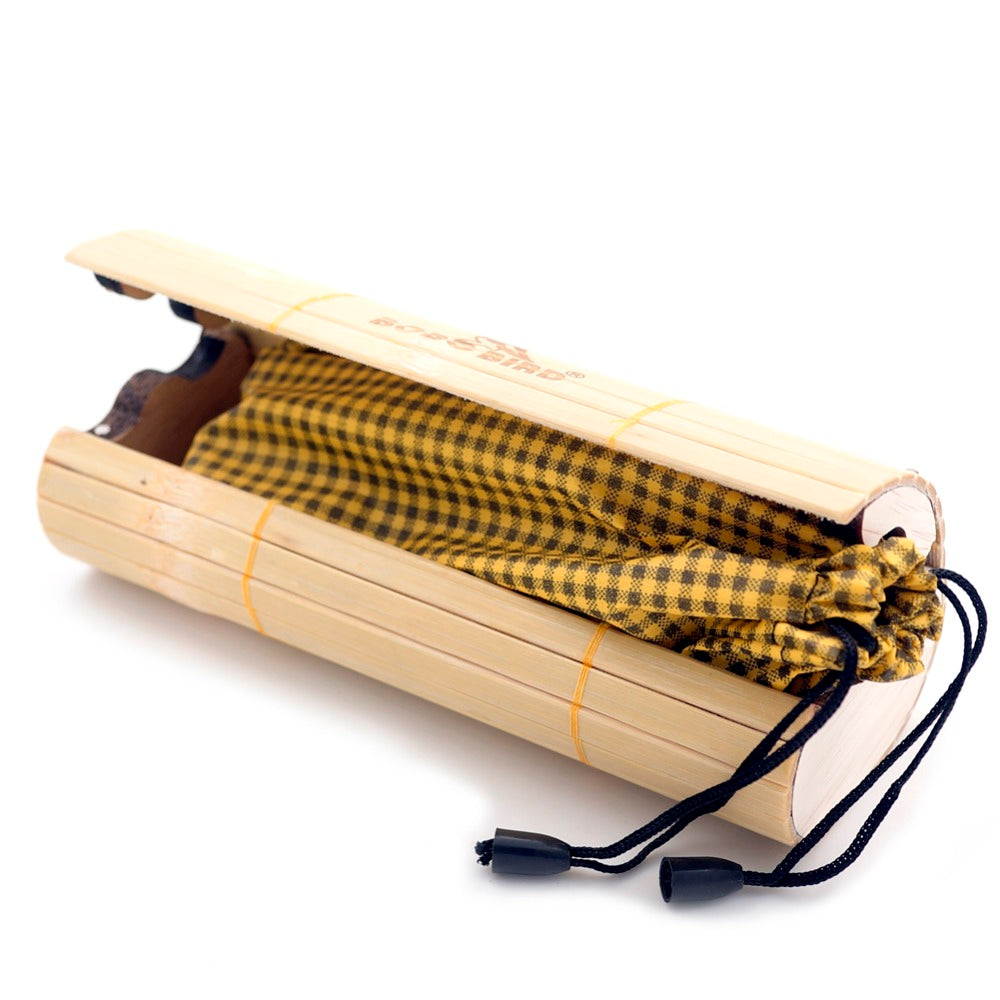 Wooden Glasses Case