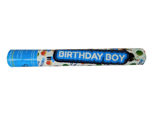 Birthday Boy Party Popper - Instaparty.in