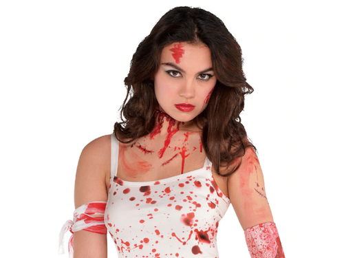 Fake Blood - Red Color - Halloween - Instaparty.in