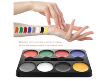 Load image into Gallery viewer, Horror Make Up Colors Palette - Halloween - Instaparty.in