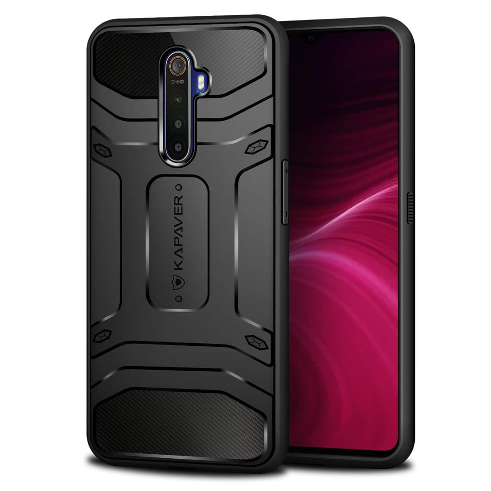 Kapaver Rugged Case for Realme X2 Pro