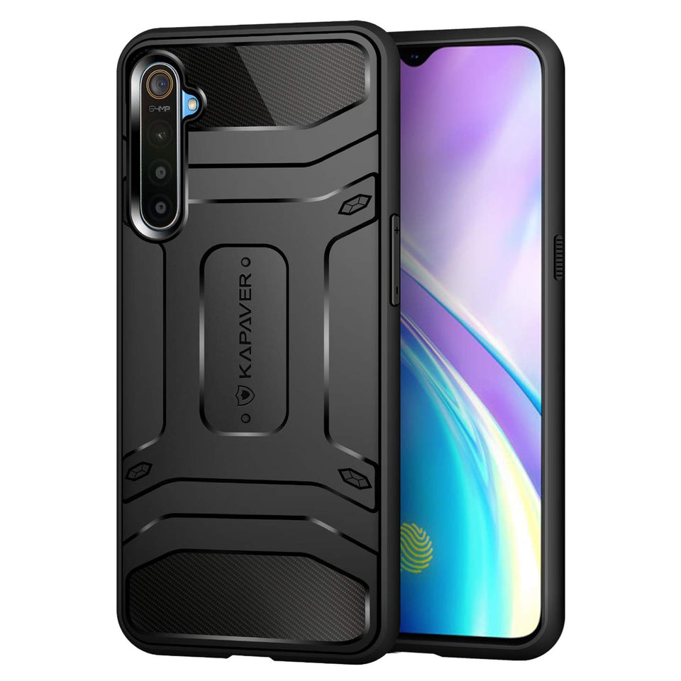 Kapaver Rugged Case for Realme X2 / XT