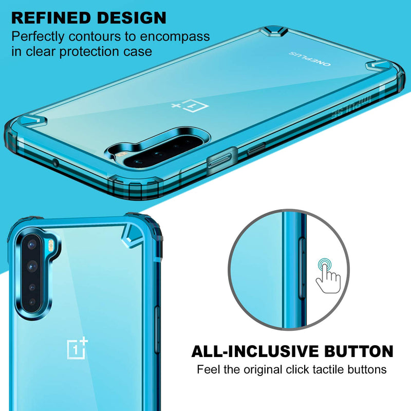 KAPAVER® Impulse Case OnePlus Nord