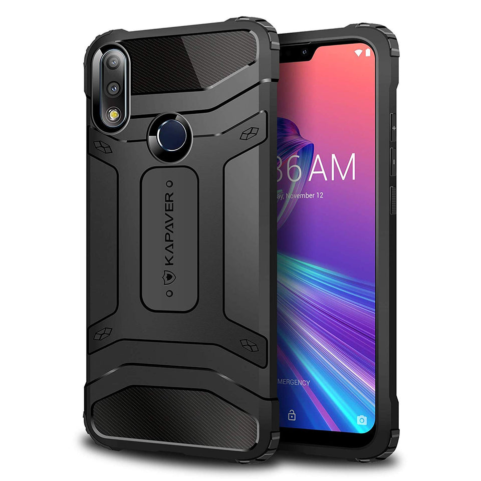 Kapaver Rugged Case for Asus Zenfone Max Pro M2