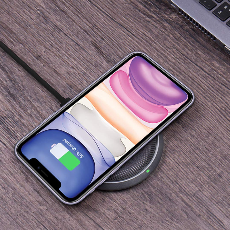 KAPAVER DIX Series Type C Fast Wireless Charger Pad