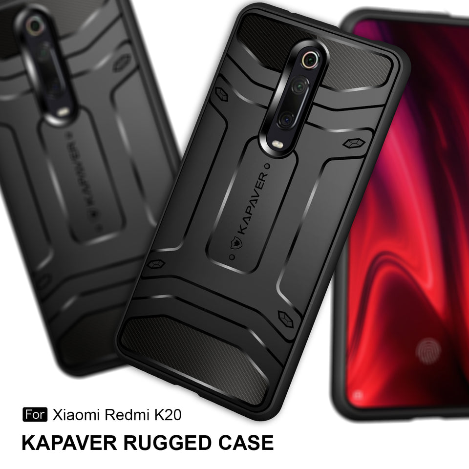 Kapaver Rugged Case for Xiaomi Redmi K20 / Redmi K20 Pro