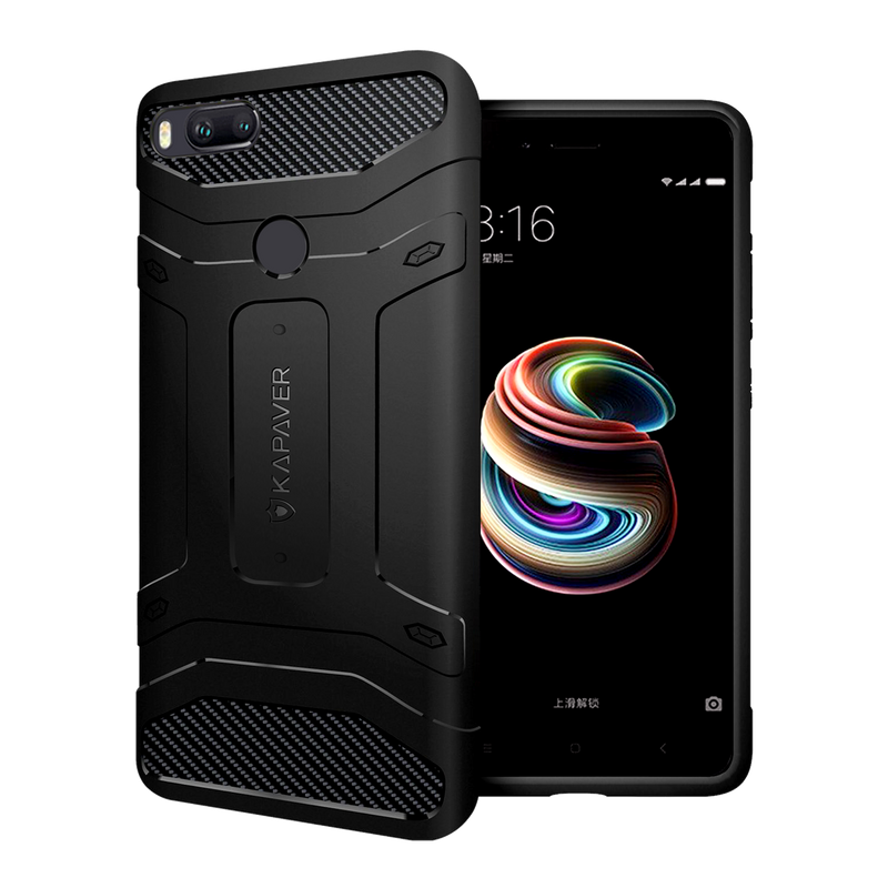 Kapaver Rugged Case for Xiaomi Mi A1
