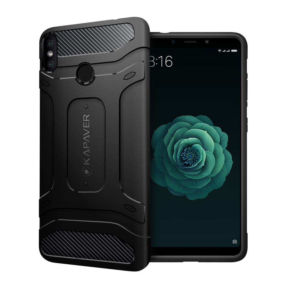 Kapaver Rugged Case for Xiaomi Mi A2
