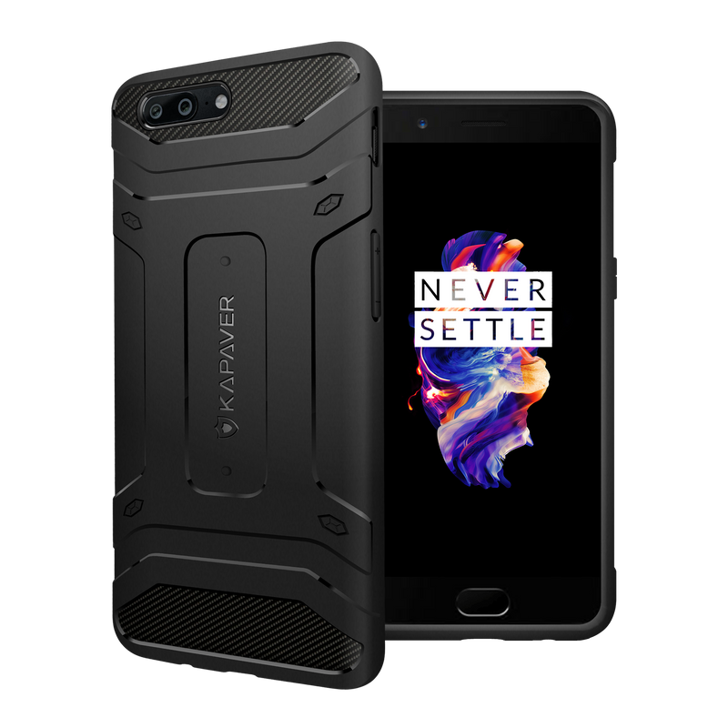 Kapaver Rugged Case for OnePlus 5