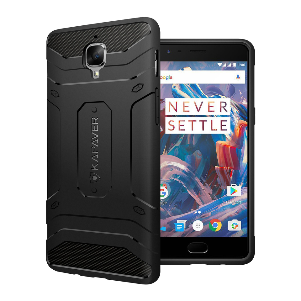 Kapaver Rugged Case for OnePlus 3 / OnePlus 3T