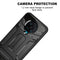 Kapaver Rugged Case for Xiaomi Poco F2 Pro / K30 Pro