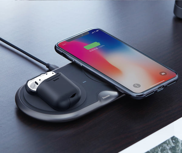 Wireless Charging Airpods Case Cover