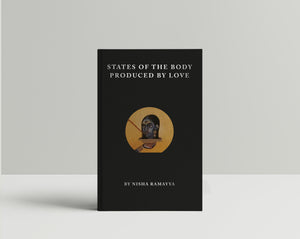 £6 ticket and wine: States of the Body Produced by Love book launch at Treadwell's