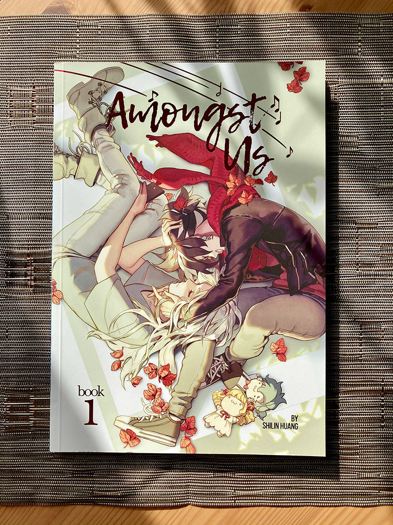 Amongst Us book 1: Soulmates