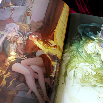 Toccata II: The Art of Shilin Huang