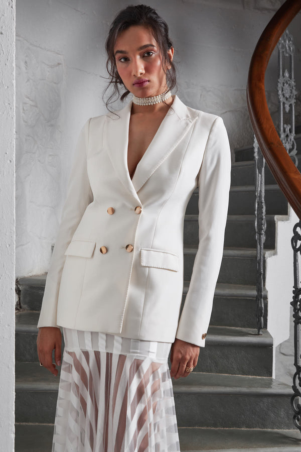 NIGHTINGALE SKIRT SUIT