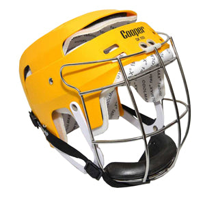 Cooper Junior SK100 Hurling Helmet- Yellow