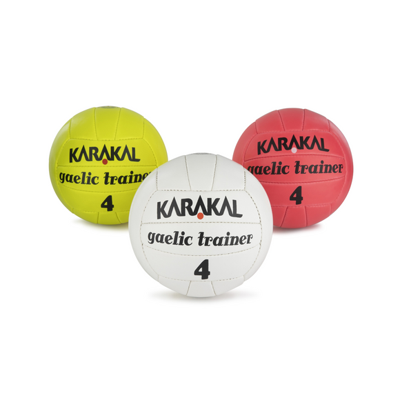Karakal Gaelic Trainer Ball