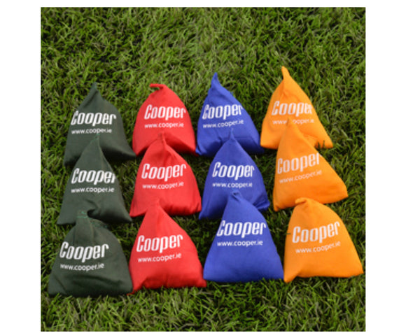 Bean bags set of 12