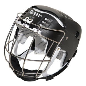 Cooper  SK109 Senior Hurling Helmet - Black