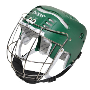 Cooper SK109 Senior Hurling Helmet - Green