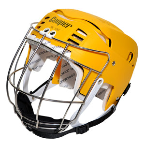 Cooper SK109 Senior Hurling Helmet - Yellow