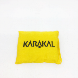 Karakal Bean Bag Rectangle Yellow x 10