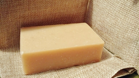 Cabin Creek | Organic Whole Bar Soap, Lemongrass Citrus