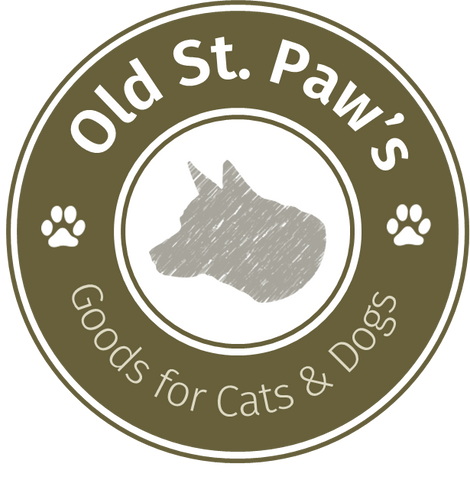 Old St. Paw's | 5-ft Dog Leash with Natural Hemp Rope