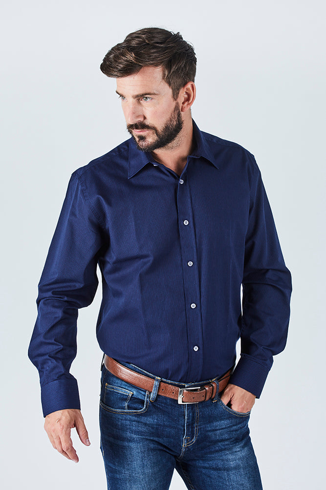 navy-and-teal-pinstripe-longsleeve-formal-shirt