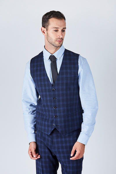rhodes-mens-tailored-blue-black-check-suit-waistcoat