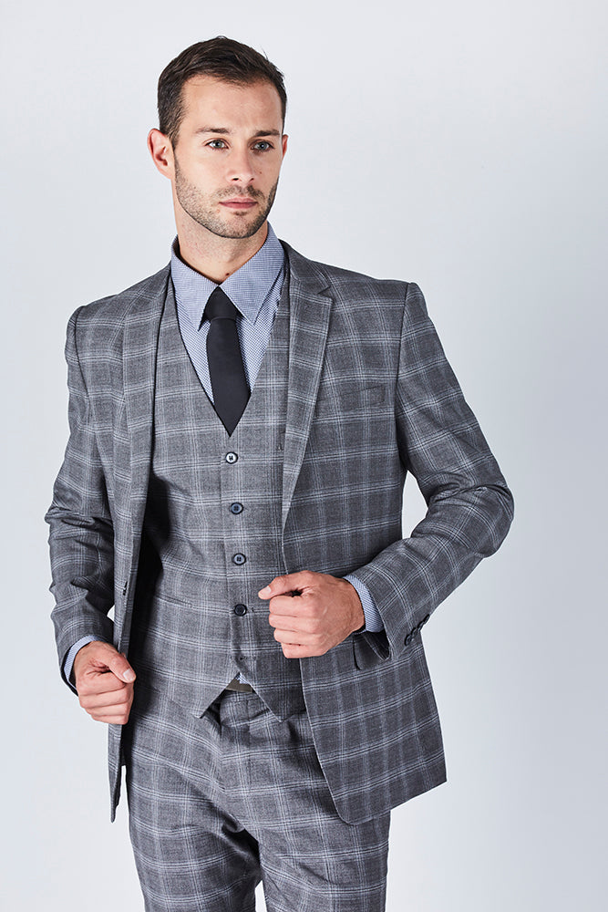 dempsey-mens-three-piece-tailored-grey-check-suit-jacket