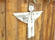 Angel Large White Corrugated