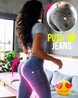Load image into Gallery viewer, Push-Up Jeans