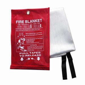 FIREPROOF EMERGENCY BLANKET