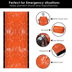 Emergency Sleeping Bag Keep Warm