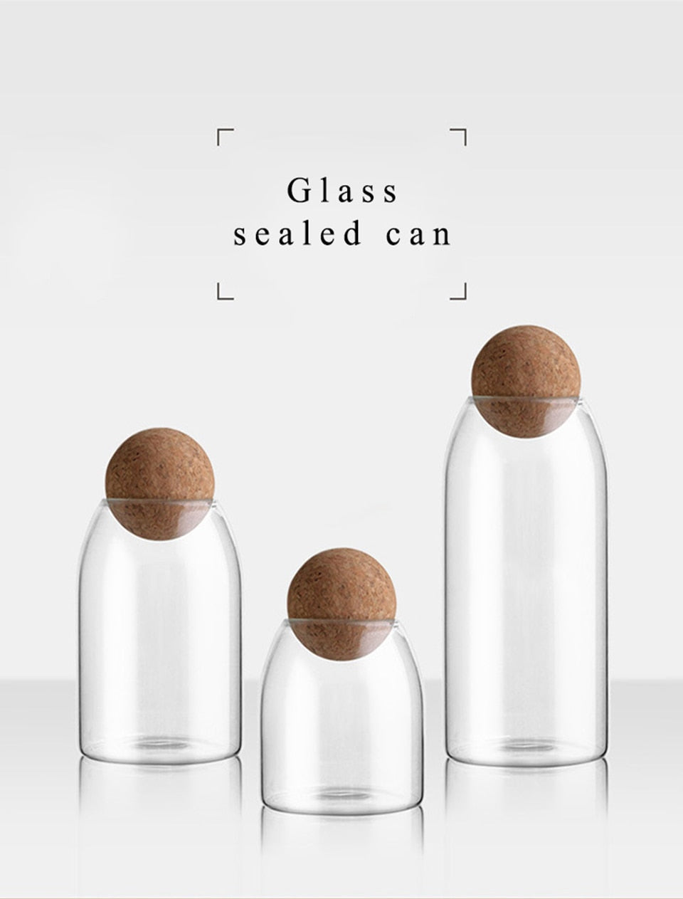 Glass jars with corks Wholesale Load Image Into Gallery Viewer Glass Storage Jar cork Ball Lid Uniqcartel Eduresearch Glass Storage Jar cork Ball Lid