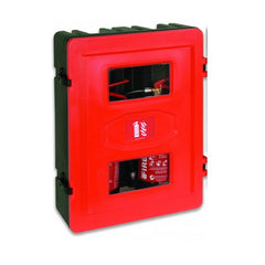 Firechief Rotationally Moulded Fire Extinguisher Cabinets - SD Fire Alarms
