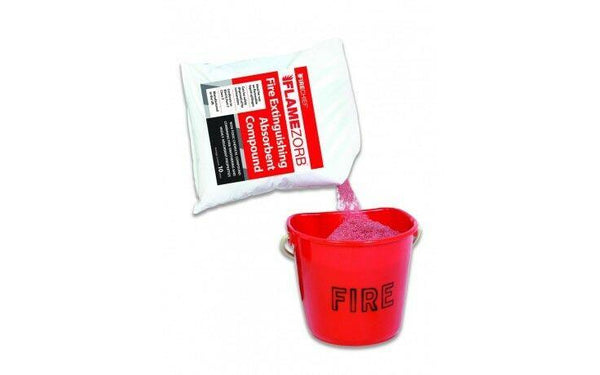 Firechief Flamezorb Fire Extinguishing Absorbent Compound