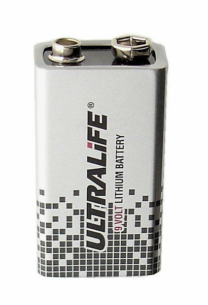 Long Life Lithium Battery U9VL-J-P 1200 mAh