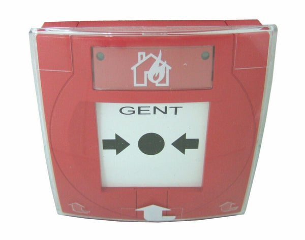 Fire Alarm Call Point Cover for SMS and Gent systems S4-34892