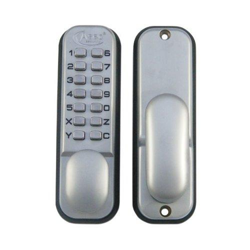Asec Digital Door Lock Satin