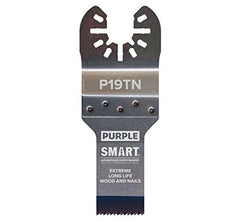 Smart P19TN1 Paars Serie 19mm Titanium Legering Bi-Metaal Blade