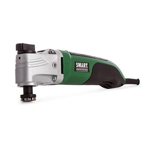 Smart TR30 Trade Multi Start Up Kit with Tool-Less Blade Change 300W 240V, 240 V, Green/Black