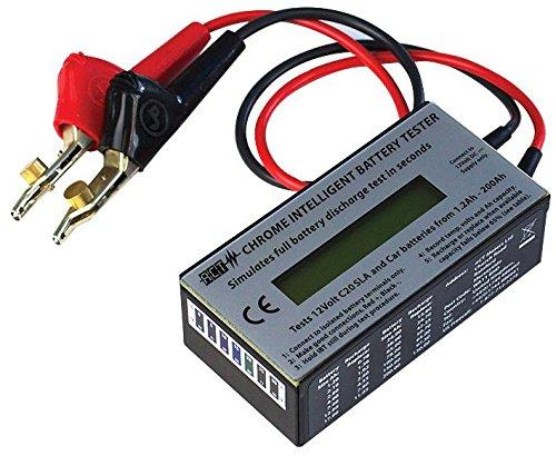 ACT METERS CHROME-IBT BATTERY TESTER SLA [1] Pro-Series (Epitome Verified)