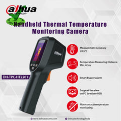 Handheld Thermal Temperature Monitoring Camera