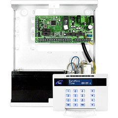 PY149 - PYRONIX EURO MINI PROX, GRADE 2 W/ 10 INPUT PANEL, 700 MEMORY LOG & 30 USER CODES