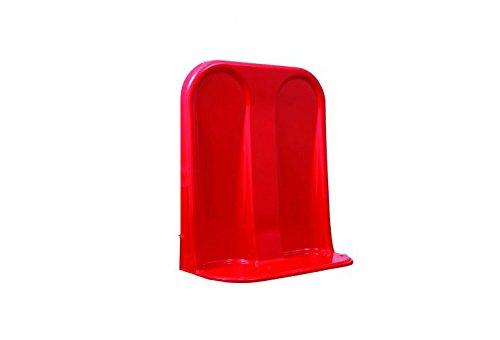Firechief FES2 Double Composite Extinguisher Stand, Red