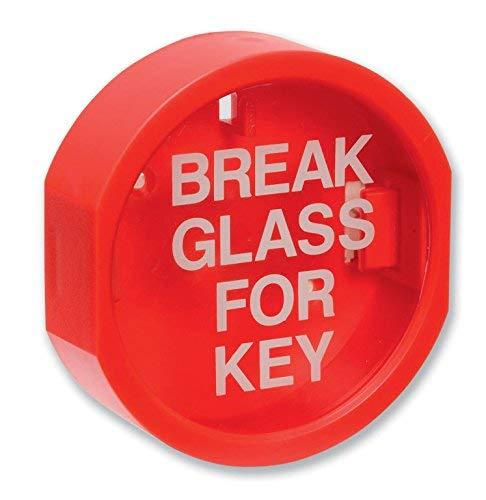 Firechief KB2 Flat Side Break Glass Key box