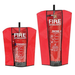Thomas Glover Fire Extinguisher Cover